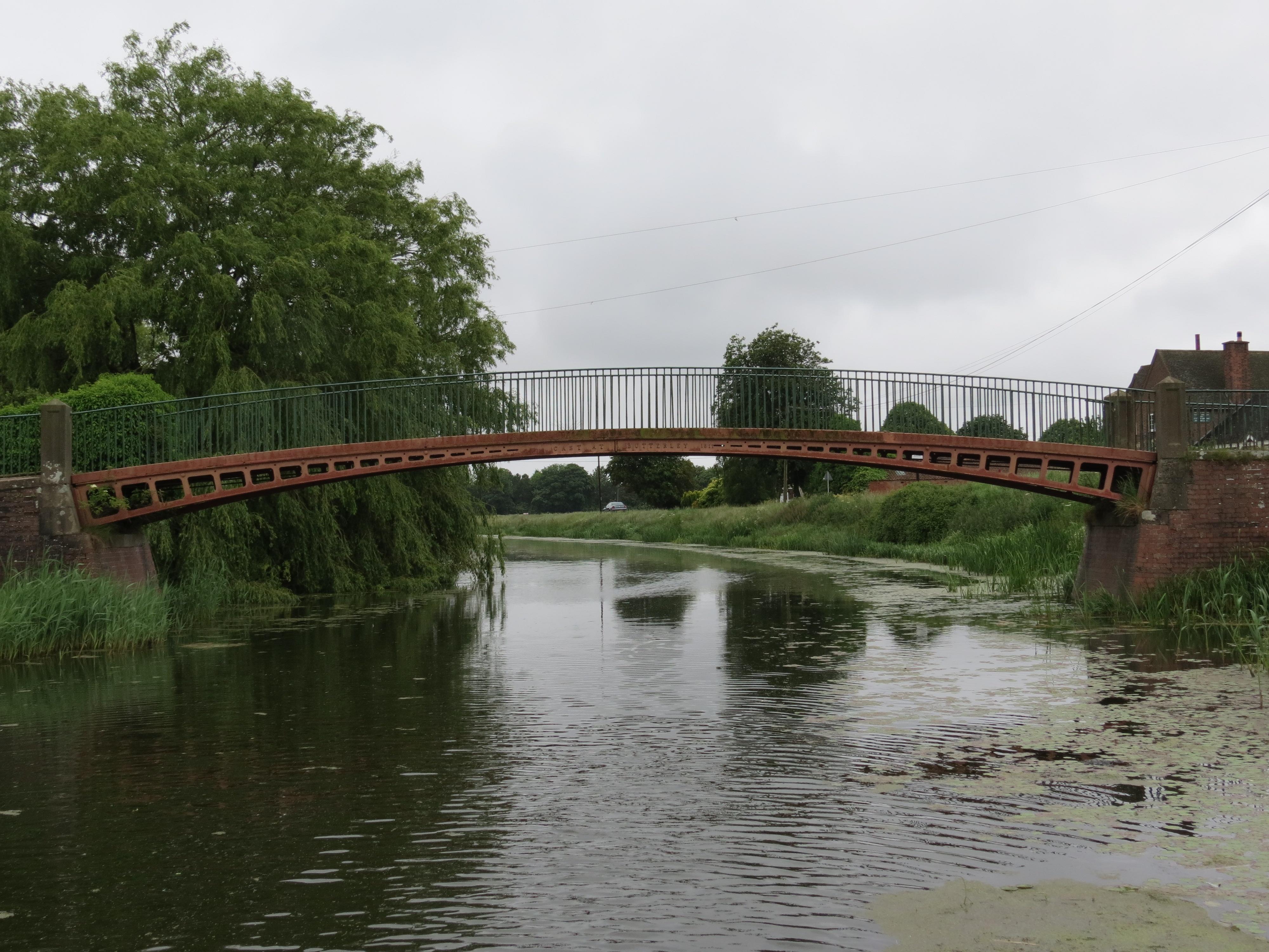 Witham Navigable Drains. Maud Foster. Cowbridge Lock to Boston ...